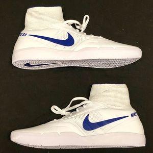 NWOB Nike SB Koston 3 Hyperfeel White/Blue SIZE 10